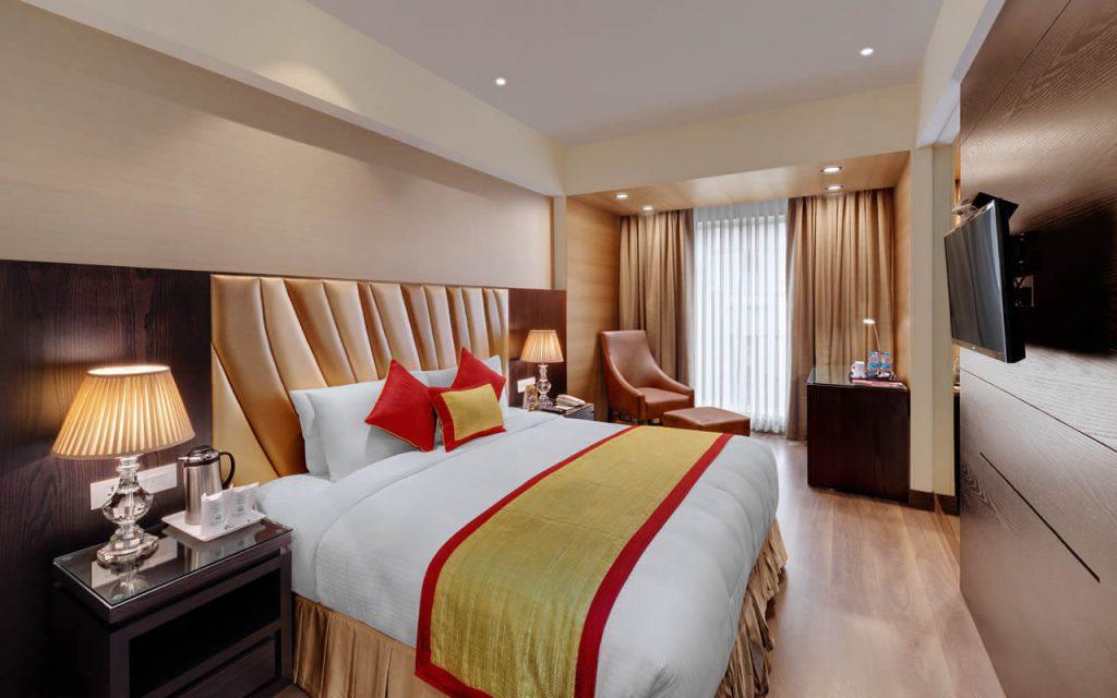 Combermere Suite Room