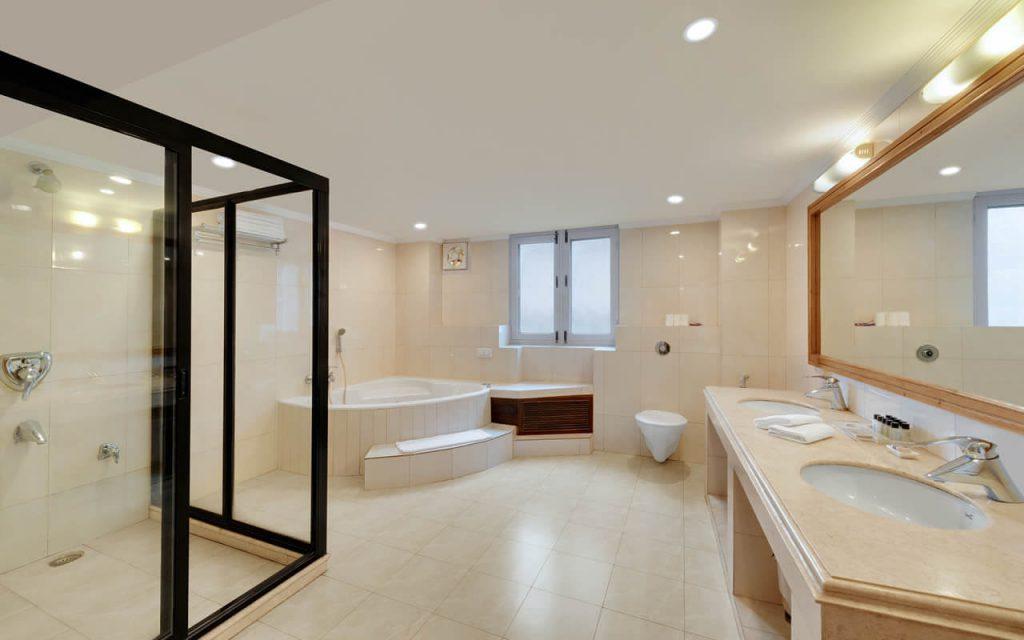 Pent House Deluxe - Bathroom