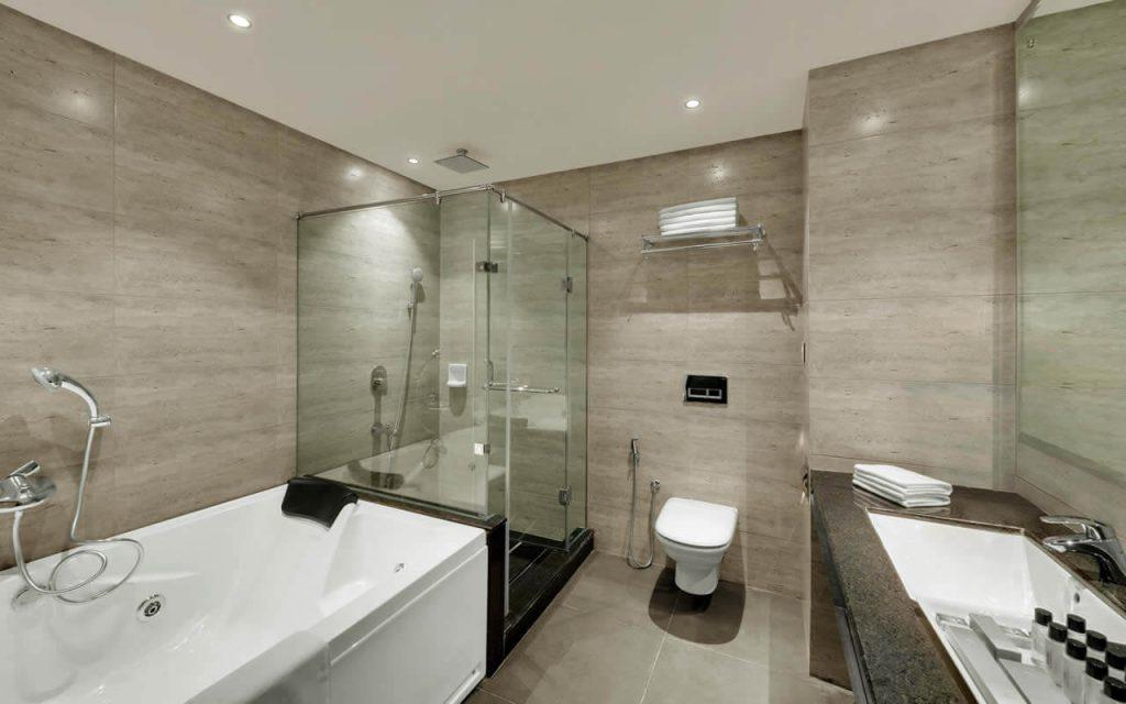 Executive Suite Room - Bathroom