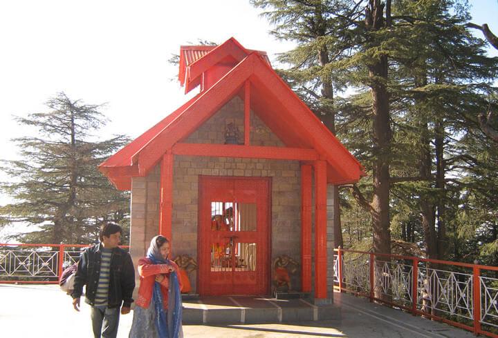 Jakhu Temple ( Lord Hanumana)