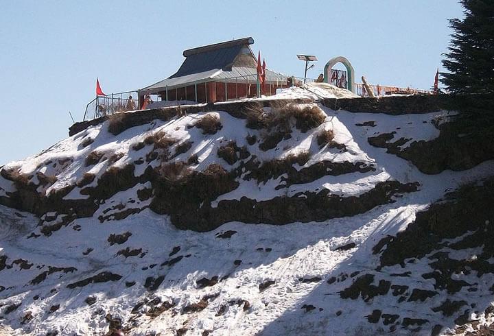 Kufri ( Snow Point)