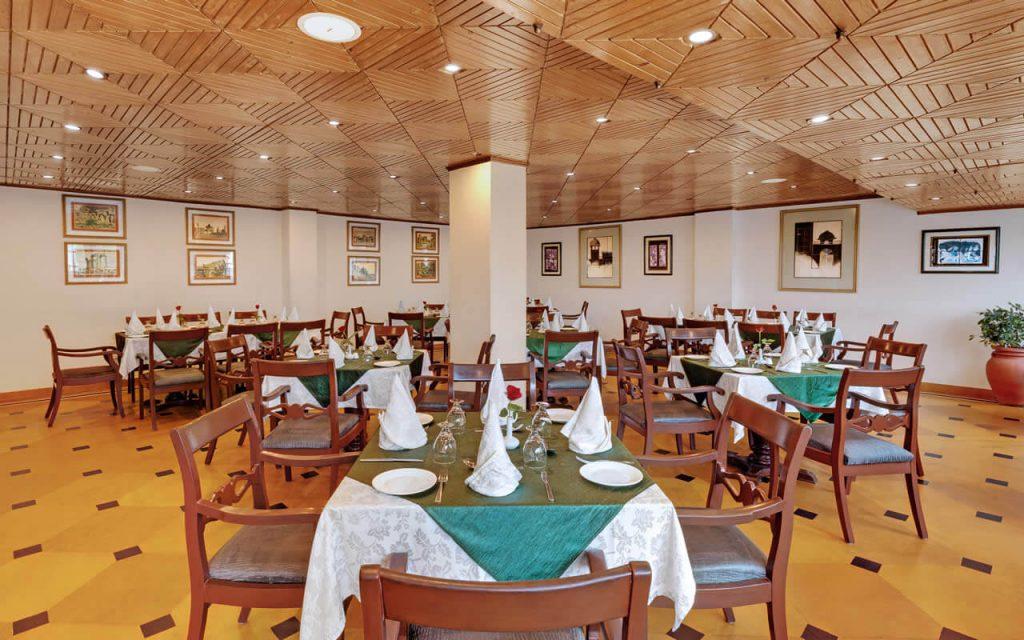 Seventh Heaven - Restaurant