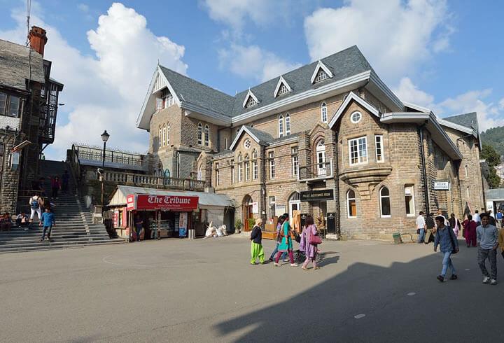 The Mall Shimla
